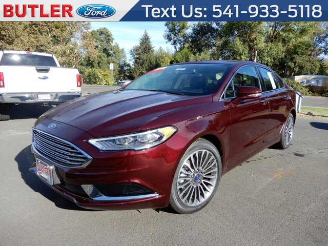 New 2018 Ford Fusion in Medford, OR