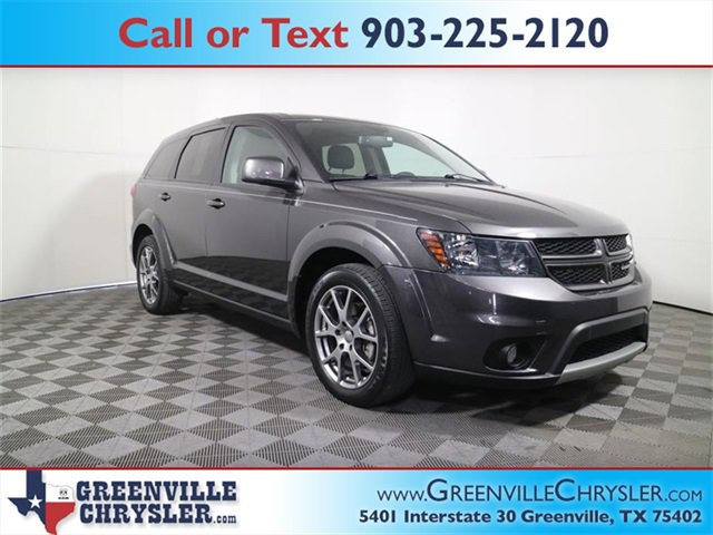 Used 2016 Dodge Journey in Greenville, TX