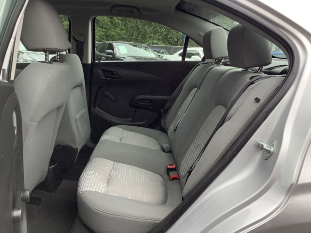 Used 2017 Chevrolet Sonic 4dr Sdn Auto LS