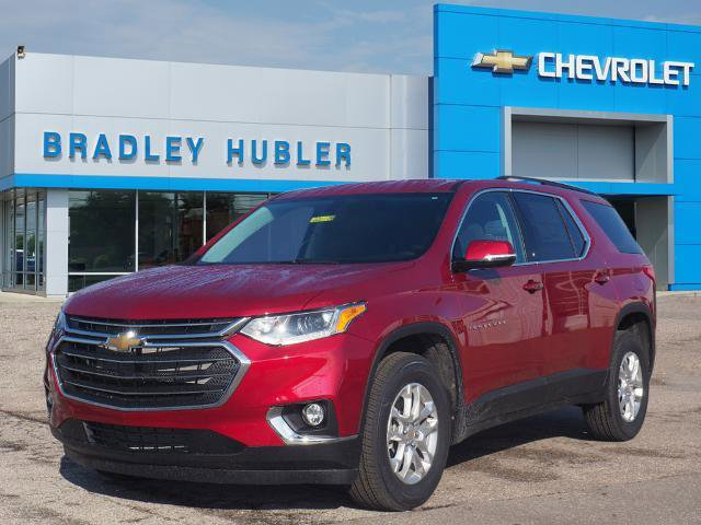 New 2020 Chevrolet Traverse in Greenwood, IN
