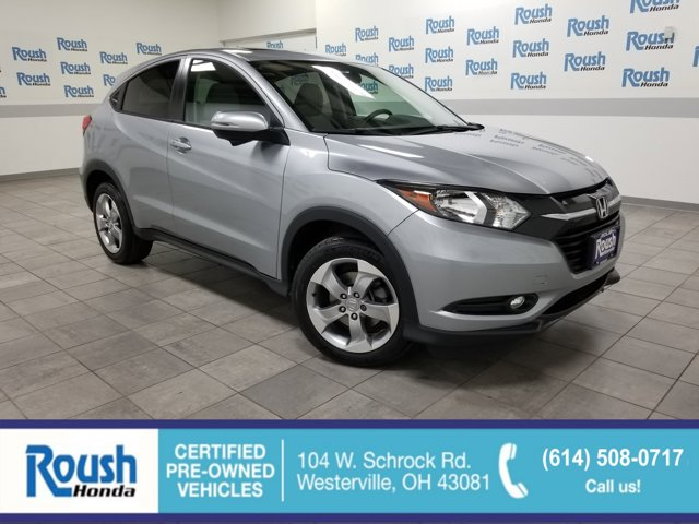 Used 2017 Honda HR-V in Westerville, OH