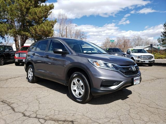 Used 2015 Honda CR-V in Fort Collins, CO