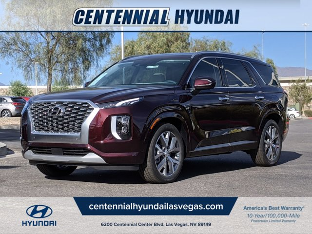 2021 Hyundai Palisade Limited Limited FWD Regular Unleaded V-6 3.8 L/231 [30]