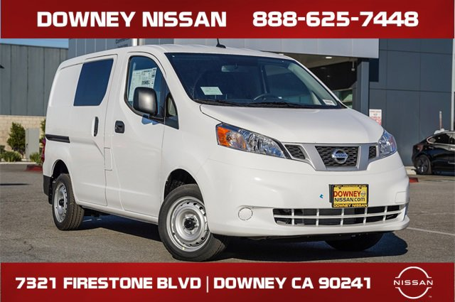 2020 Nissan NV200 Compact Cargo S I4 S Regular Unleaded I-4 2.0 L/122 [3]