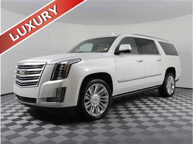 Used 2017 Cadillac Escalade ESV in Burien, WA