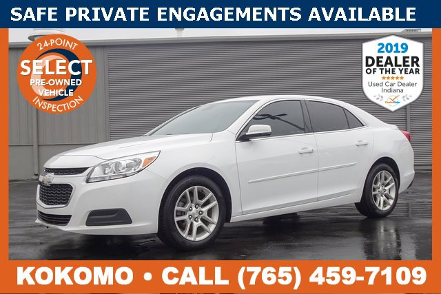 Used 2016 Chevrolet Malibu Limited in Indianapolis, IN