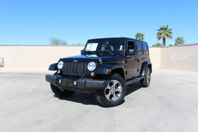 Used 2016 Jeep Wrangler Unlimited in Mesa, AZ