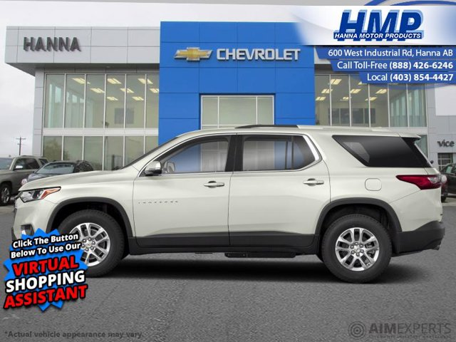 2021 Chevrolet Traverse RS AWD 4dr RS Gas V6 3.6L/ [2]