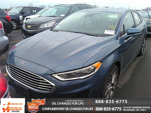 Used 2019 Ford Fusion in Muskogee, OK