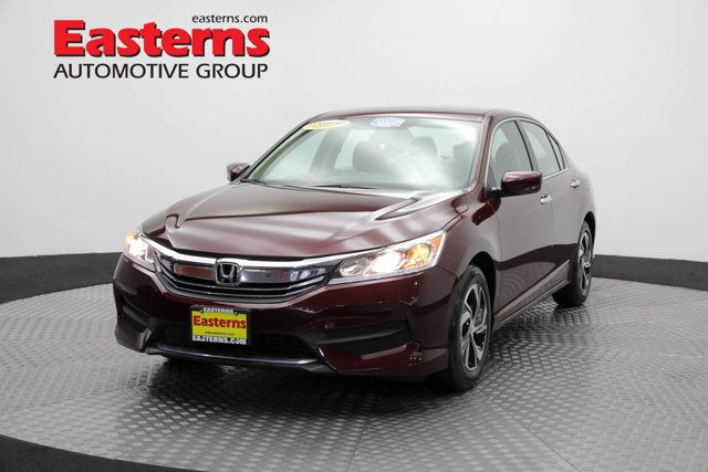 2017 Honda Accord LX 4dr Car