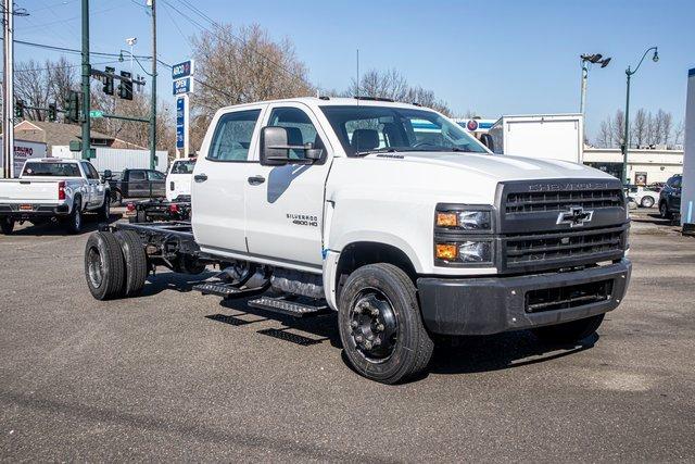 New 2021 Chevrolet Silverado MD in Sumner, WA