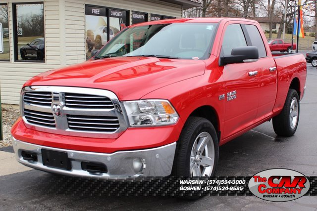 Used 2018 Ram 1500 in Warsaw, IN