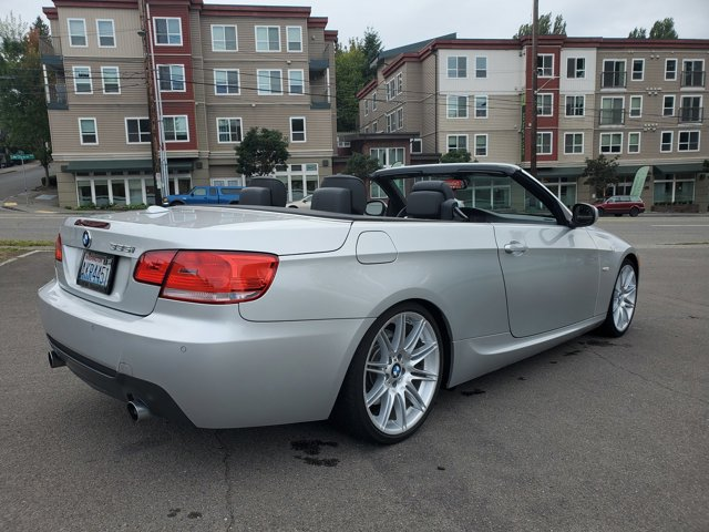 Used 2010 BMW 3 Series 2dr Conv 335i