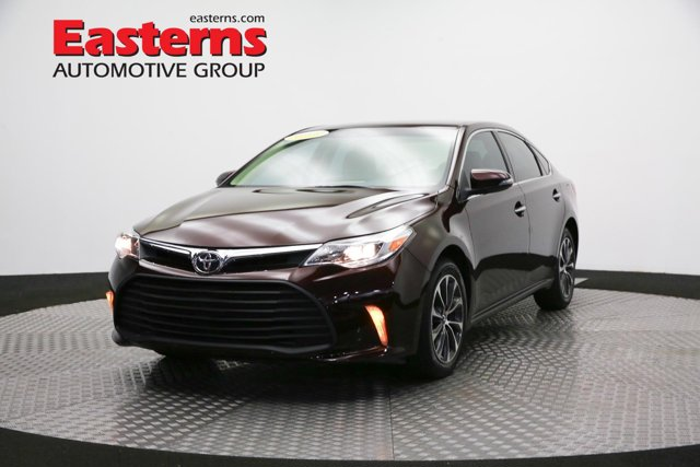 2016 Toyota Avalon XLE 4dr Car