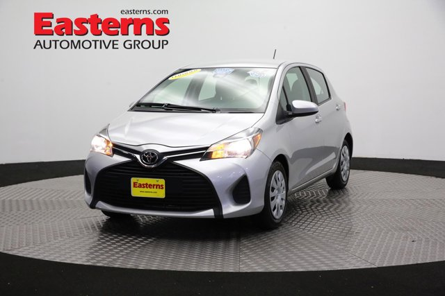 2017 Toyota Yaris for sale 121034 0