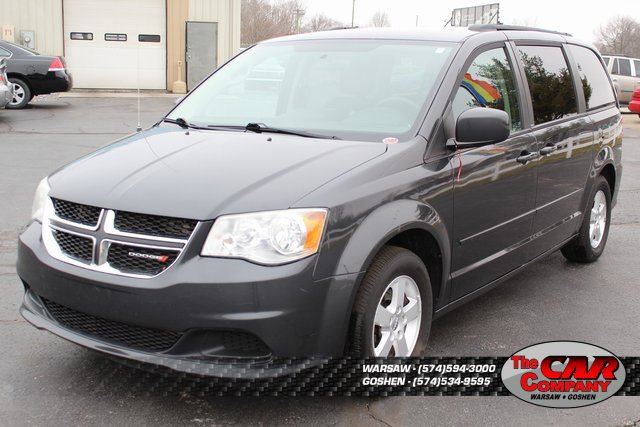 Used 2012 Dodge Grand Caravan in Warsaw, IN