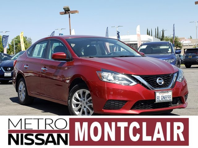 2019 Nissan Sentra SV SV CVT *Ltd Avail* Regular Unleaded I-4 1.8 L/110 [5]