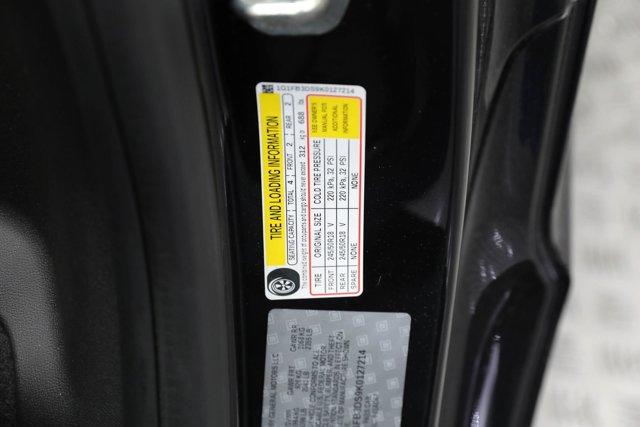 2019 Chevrolet Camaro for sale 125619 28
