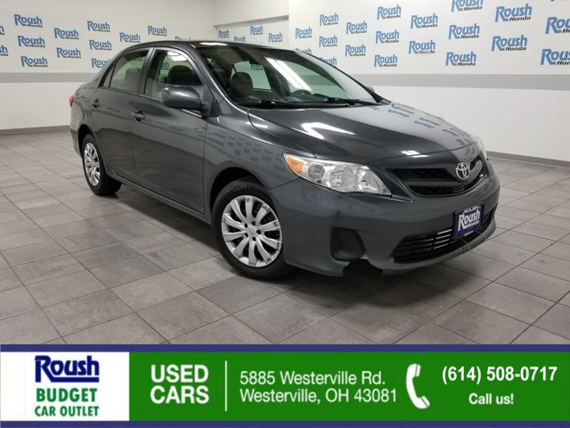 Used 2012 Toyota Corolla in Westerville, OH