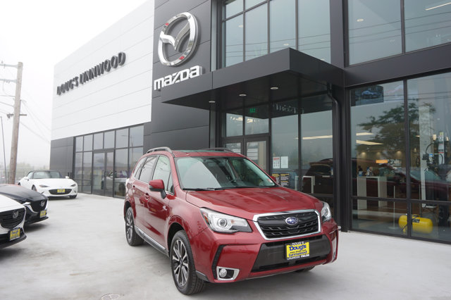 Used 2018 Subaru Forester 2.0XT Touring CVT