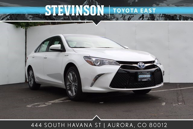 New 2017 Toyota Camry Hybrid in Aurora, CO