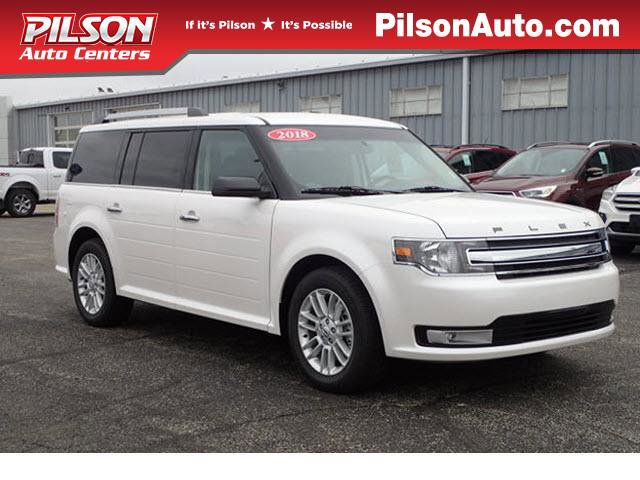 New 2018 Ford Flex in Mattoon, IL