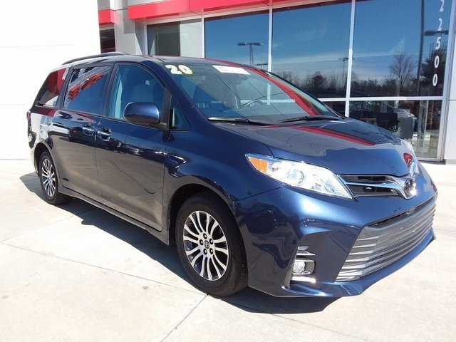 Used 2020 Toyota Sienna in Lexington Park, MD