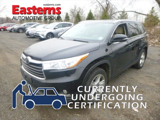 2016 Toyota Highlander Limited Platinum Sport Utility