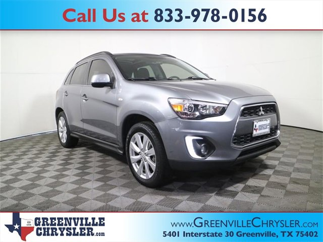 Used 2015 Mitsubishi Outlander Sport in Greenville, TX