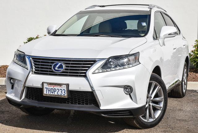 Used 2015 Lexus RX 450h in , CA