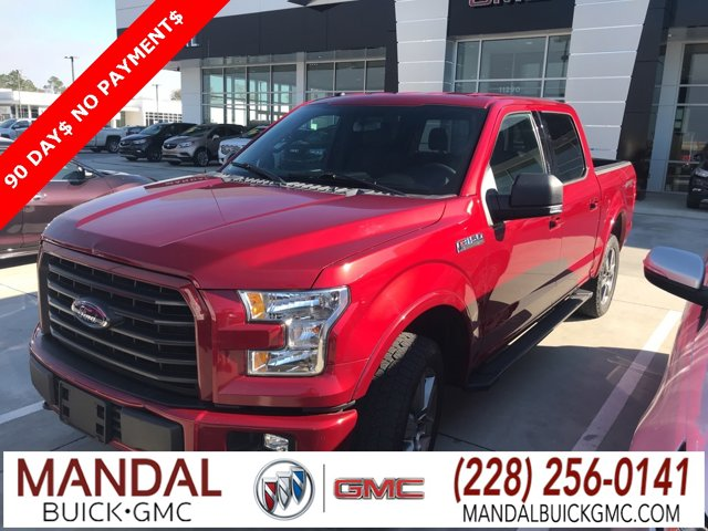 Used 2016 Ford F-150 in D'Iberville, MS