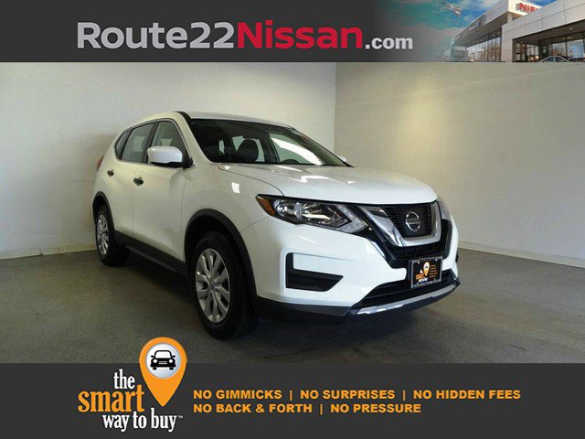 2017 Nissan Rogue S 2017.5 AWD S Regular Unleaded I-4 2.5 L/152 [2]