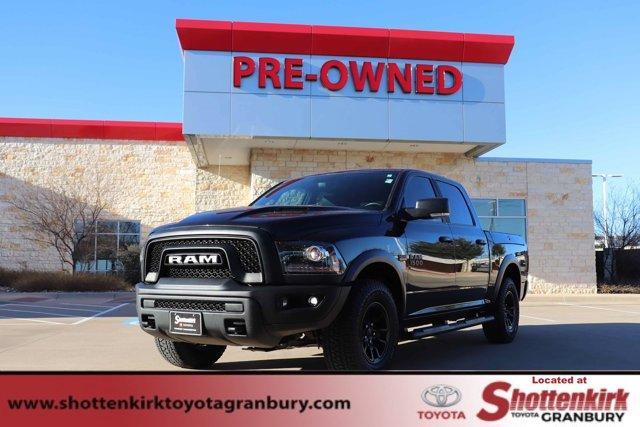 Used 2018 Ram 1500 in Granbury, TX