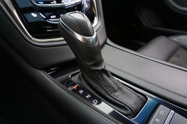 2016 Cadillac CTS  4dr Sdn