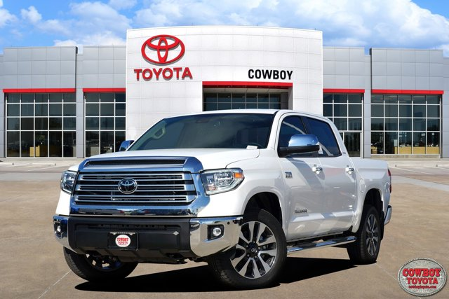 New 2020 Toyota Tundra in Dallas, TX
