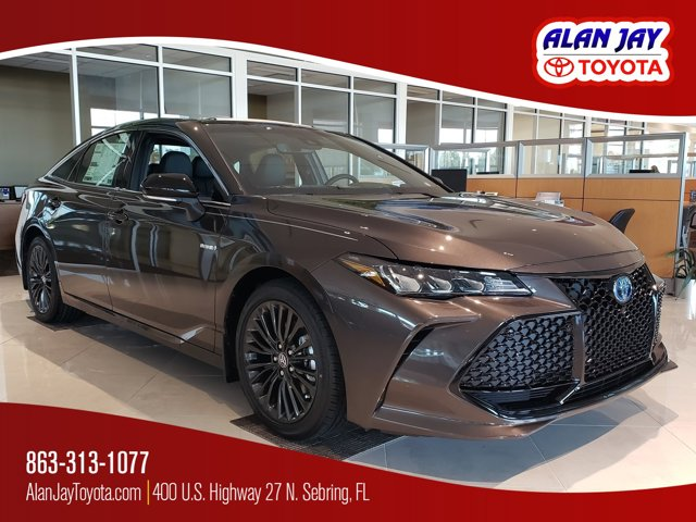New 2020 Toyota Avalon Hybrid in Sebring, FL