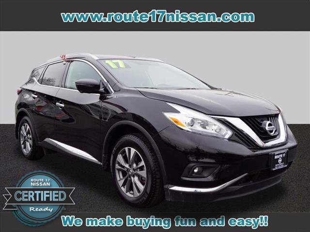 Used 2017 Nissan Murano in Little Falls, NJ