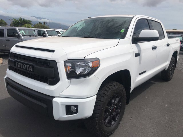 Used 2017 Toyota Tundra in Kihei, HI