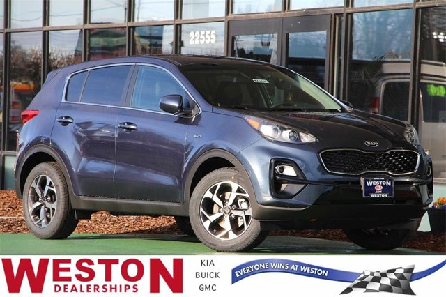 New 2020 KIA Sportage in Gresham, OR