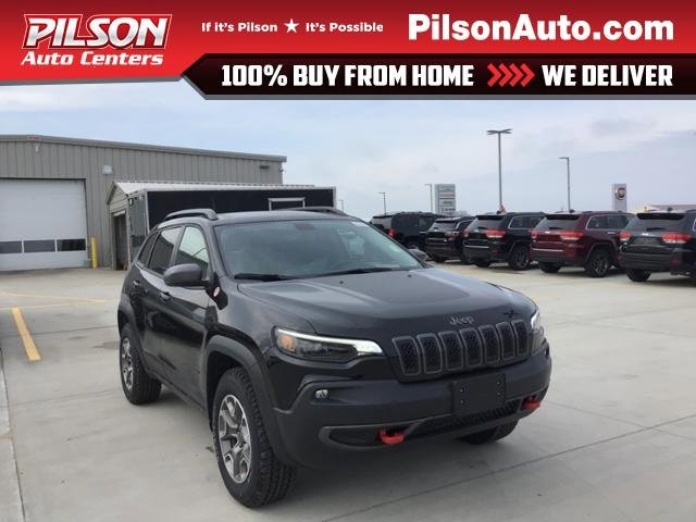 New 2020 Jeep Cherokee in Mattoon, IL