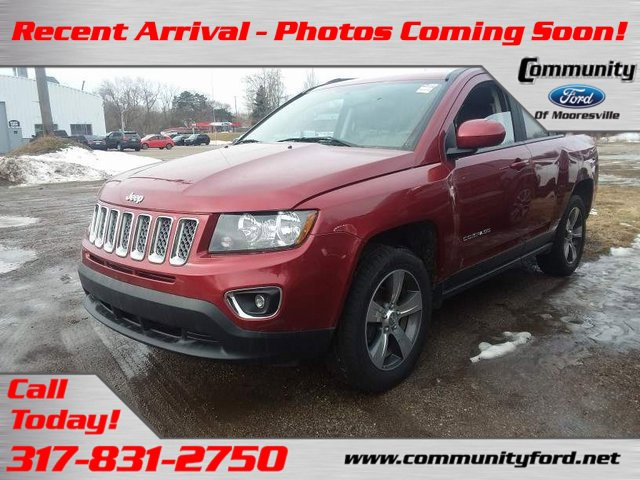 2016 Jeep Compass High Altitude Edition