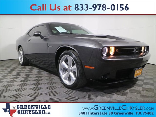 Used 2016 Dodge Challenger in Greenville, TX