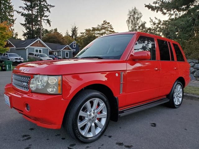 Used 2006 Land Rover Range Rover 4dr Wgn SC