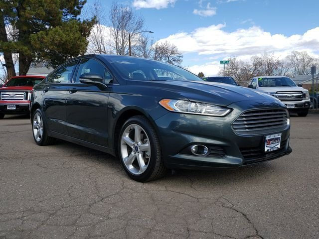 Used 2016 Ford Fusion in Fort Collins, CO