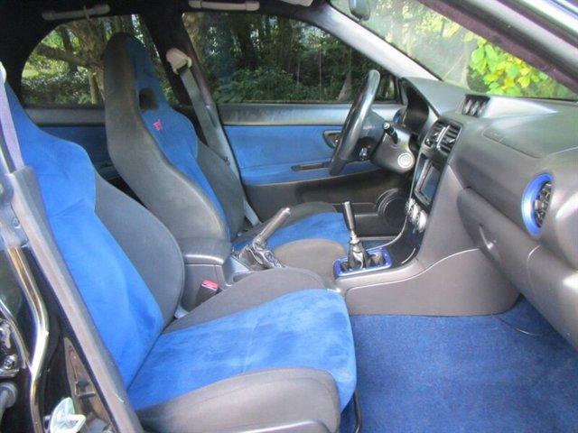 Used 2005 Subaru Impreza Sedan WRX STI