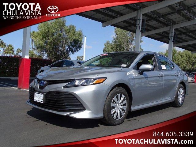 New 2020 Toyota Camry Hybrid in Chula Vista, CA