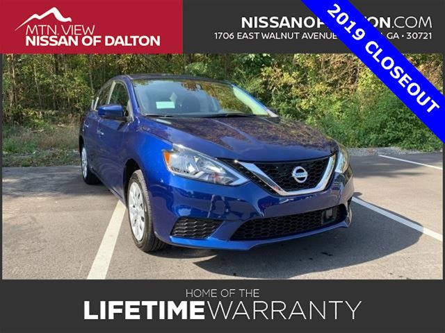 New 2019 Nissan Sentra in Dalton, GA
