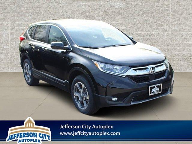 New 2019 Honda CR-V in Jefferson City, MO