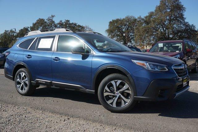 New 2021 Subaru Outback Limited CVT