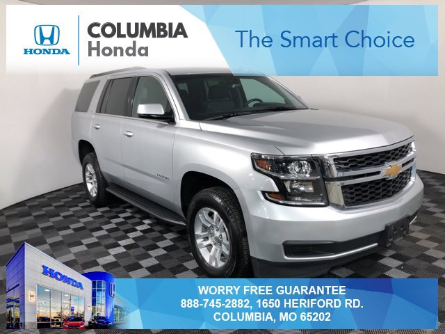 Used 2019 Chevrolet Tahoe in Columbia, MO